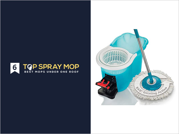Hurricane Spin Mop Home Cleaning System