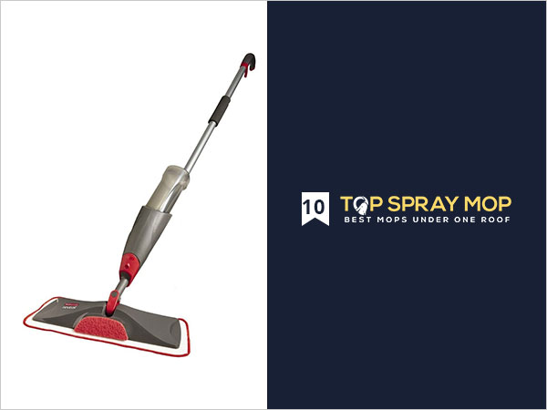 Rubbermaid Spray Mop