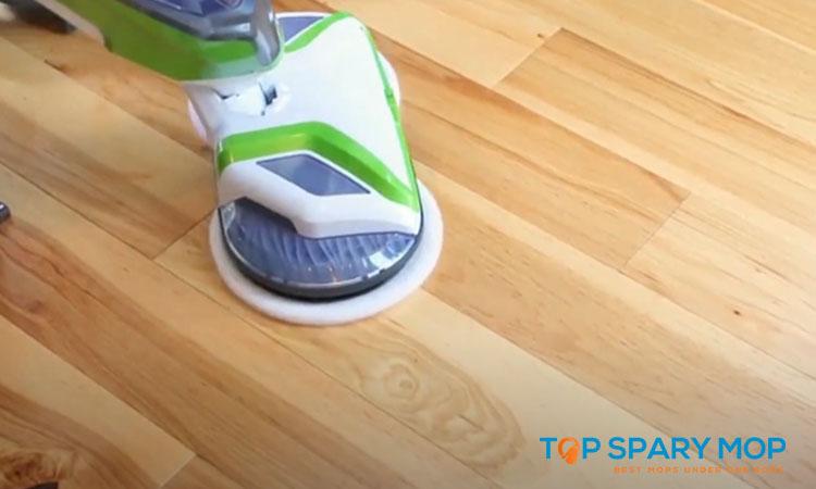 Best Hardwood spray mop