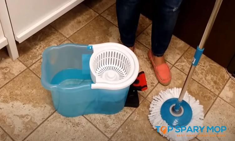 best mops for large tile floors