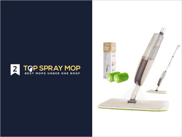 CXhome Hardwood Floor Mop Microfiber
