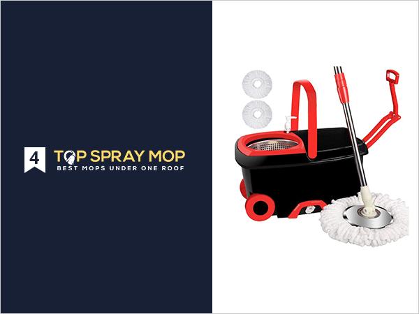 LETTON 360 Spin Mop Bucket