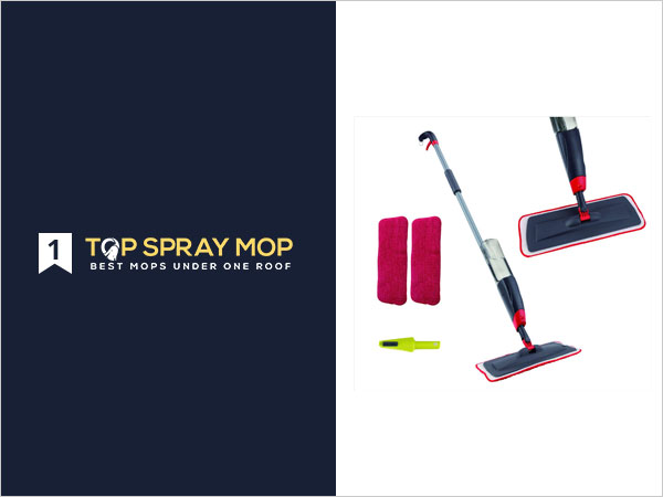 VENETIO Premium Spray Mop