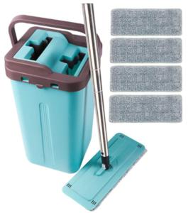 LETTON Microfiber Squeeze Mop