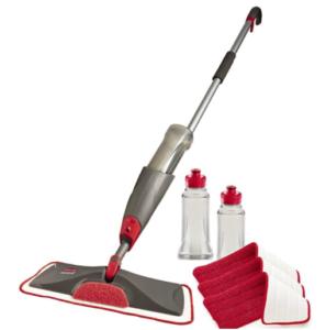 Rubbermaid Reveal Spray Mop Floor Cleaning