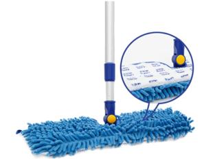 JINCLEAN Microfiber Mop For Pet Hair