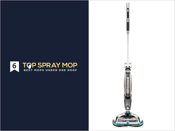Bissell Spinwave, 2307 Cordless Hard Mop
