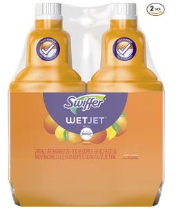 Swiffer wtjet multi purpose floor cleaner