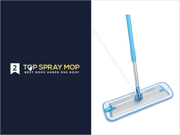 E-Cloth Deep Clean Mop for Floor