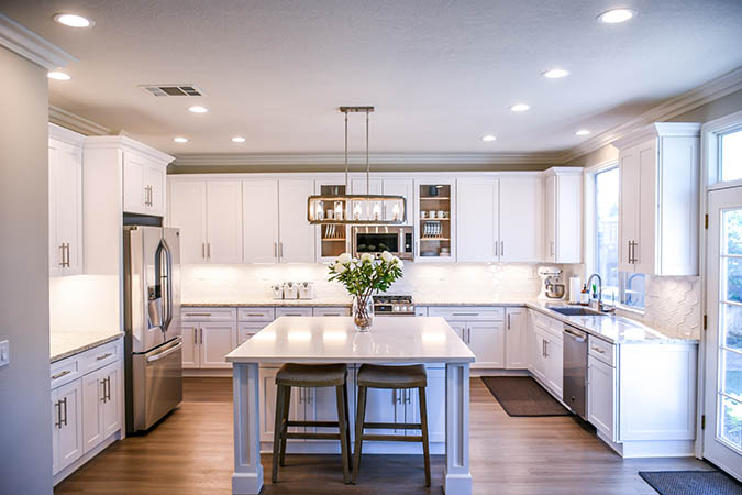 The Best Way to Clean Tile Floors in Kitchen