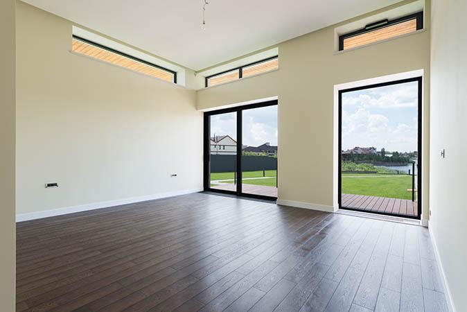 taking care of laminate flooring
